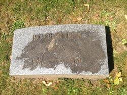 Ralph Ferrien Davis