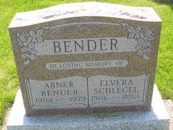 Abner Bender
