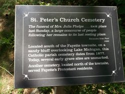 Saint Peter the Fisherman Cemetery
