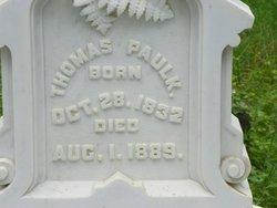 Thomas Paulk