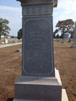 Emelia H. <i>Allender</i> Adams