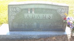 Thomas Oscar Adams