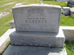 Samuel Sam Pilot Roberts