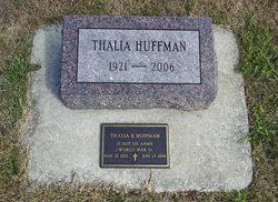 Thalia Eva Huffman