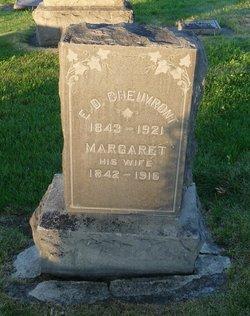 Mrs Margaret Louisa <i>Scott</i> Cheuvront