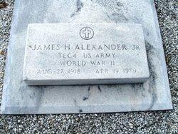 James H Alexander, Jr