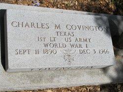 Charles McAllister Covington