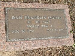 Dan Franklin Luckey
