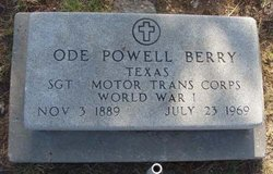 Ode Powell Berry