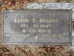 Elvin Tine Bryant