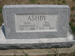 Sarah Ann <i>Harrington</i> Ashby