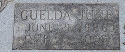 Guelda June <i>Nettles</i> Gilmore