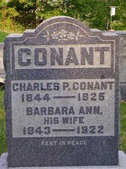 Barbara Ann <i>Ewing</i> Conant