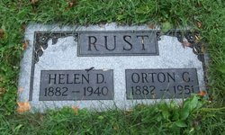 Orton G. Rust