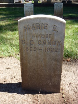 Marie Ellen <i>Miller</i> Gandy