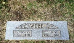 Henry Ambrose Webb