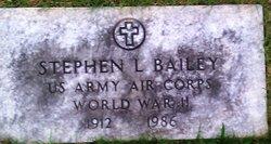Stephen L. Bailey