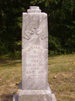 Benjamin D. Cross