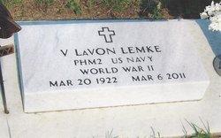 Veronica LaVon <i>Knoll</i> Lemke