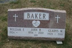 Gladys <i>Sennett</i> Baker
