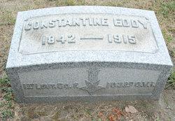 Constantine Eddy