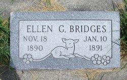 Ellen Gertrude Bridges