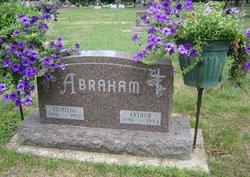 Elfrieda Malinda <i>Ehrich</i> Abraham