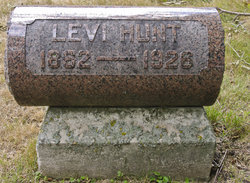 Levi Monroe Hunt