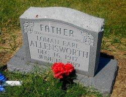 Loman Earl Allensworth