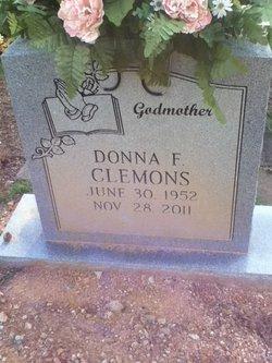Donna Faye Clemons