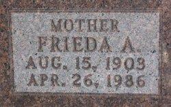 Frieda Anna <i>Hoffman</i> Snedden