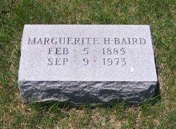 Marguerite <i>Hunt</i> Baird