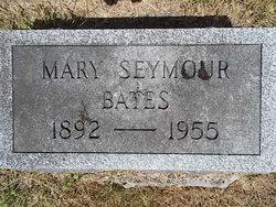 Mary <i>Seymour</i> Bates