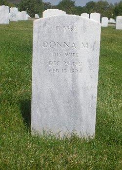 Donna M Lafurge