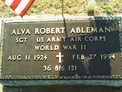 Alva Robert Ableman