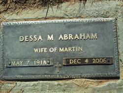 Dessa Marie <i>Keister</i> Abraham