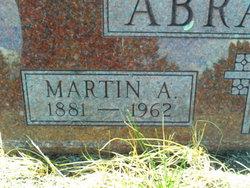 Martin Andrew Abraham