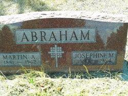 Josephine Marie <i>Ehr</i> Abraham