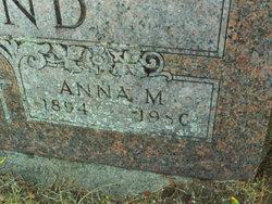 Anna Maria <i>Vesely</i> Amend