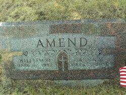 William Oscar Amend