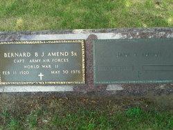 Bernard J. Amend, Sr