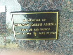 Bernard Joseph Amend