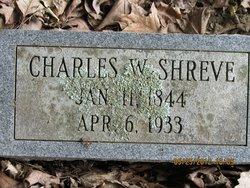 Charles W Shreve