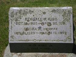 Laura A. <i>Howland</i> King