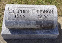 Olive Delphine Della <i>Castor</i> Prudhon