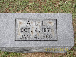 Annie Laura <i>Alford</i> Lyster
