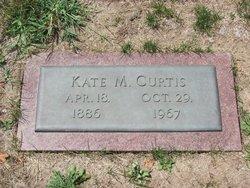 Katherine M. <i>Alder</i> Curtis