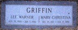 Lee Warner Griffin