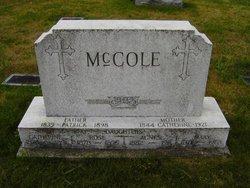 Agnes McCole