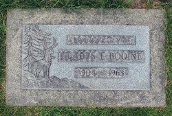 Gladys Ella <i>Gray</i> Bodine